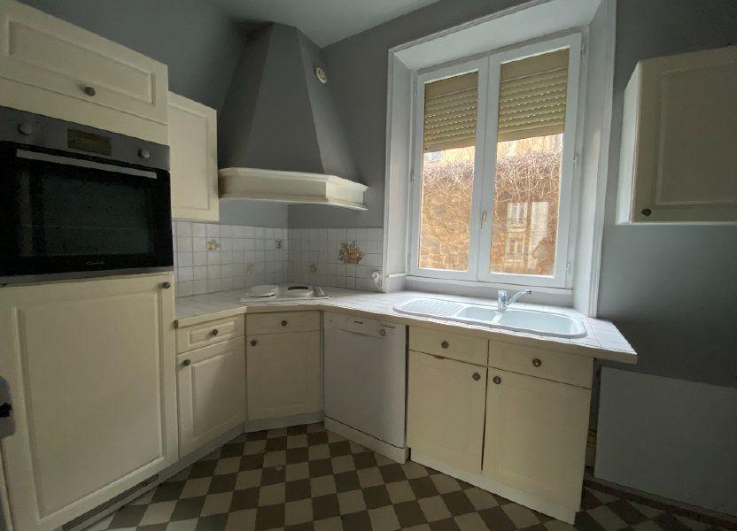 Appartement à louer 97.81m2 à Limoges