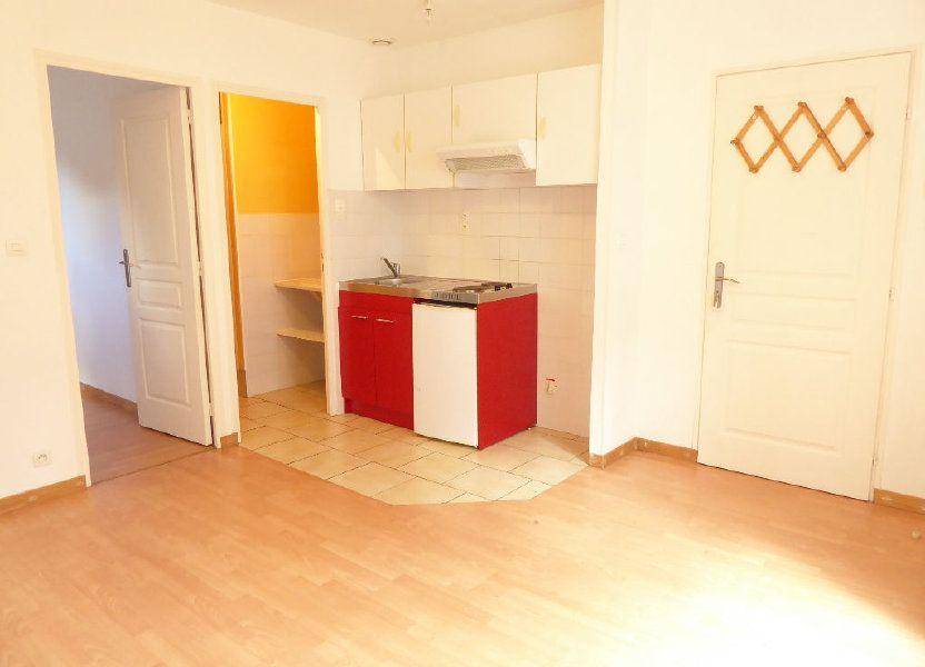 Appartement à louer 24.55m2 à Limoges