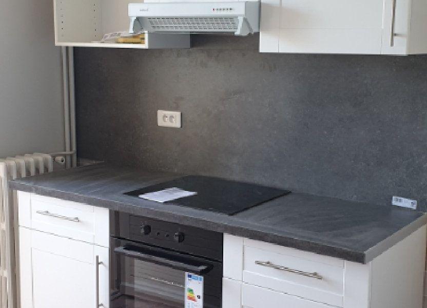 Appartement à louer 56.83m2 à Limoges