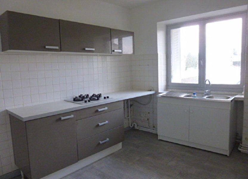 Appartement à louer 92.89m2 à Limoges