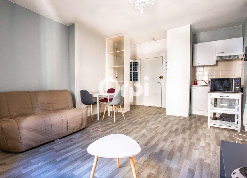 Appartement à louer 23.31m2 à Limoges