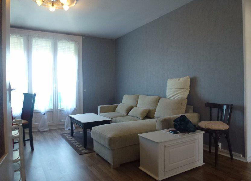 Appartement à louer 57.21m2 à Limoges
