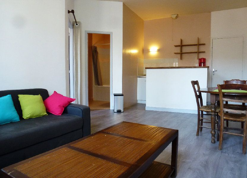 Appartement à louer 32.32m2 à Limoges