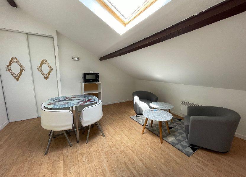 Appartement à louer 19m2 à Limoges
