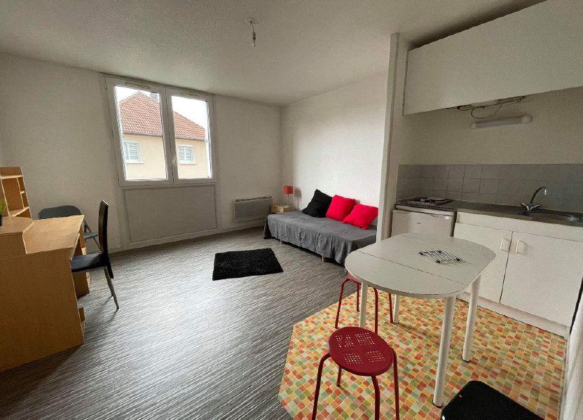 Appartement à louer 23.1m2 à Limoges