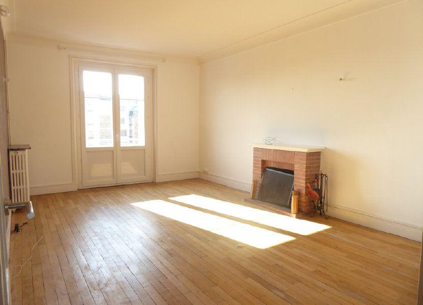 Appartement à louer 69.87m2 à Limoges