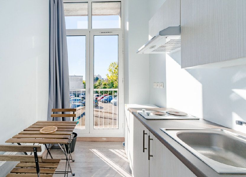 Appartement à louer 26.56m2 à Limoges