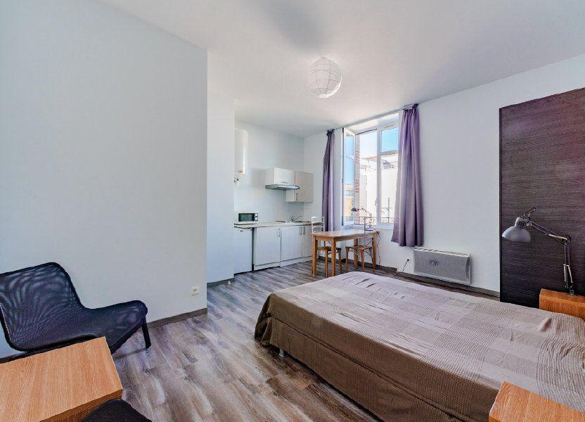 Appartement à louer 24.2m2 à Limoges