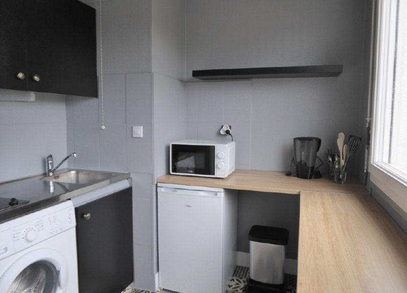 Appartement à louer 27.95m2 à Limoges