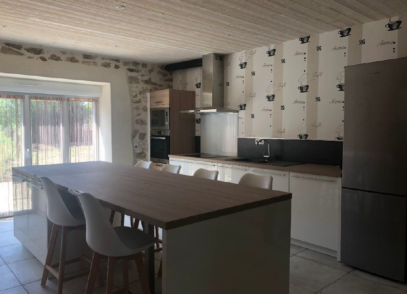 Maison à louer 121.59m2 à Couzeix