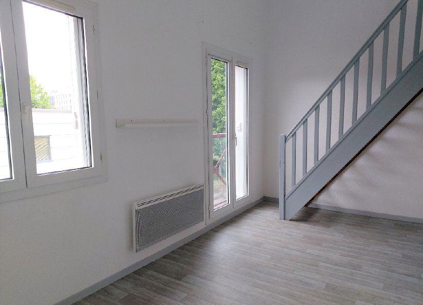 Appartement à louer 34.38m2 à Limoges
