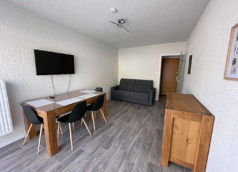 Appartement à louer 27.66m2 à Limoges