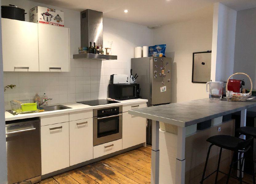 Appartement à louer 88.42m2 à Limoges