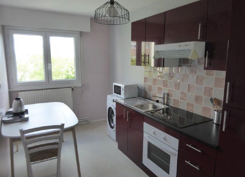 Appartement à louer 39.82m2 à Limoges
