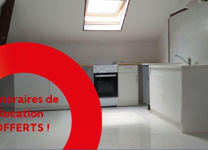 Appartement à louer 60m2 à Saint-Sulpice-Laurière