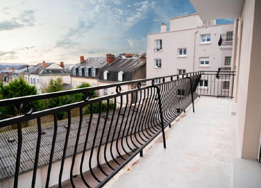 Appartement à louer 97.01m2 à Limoges