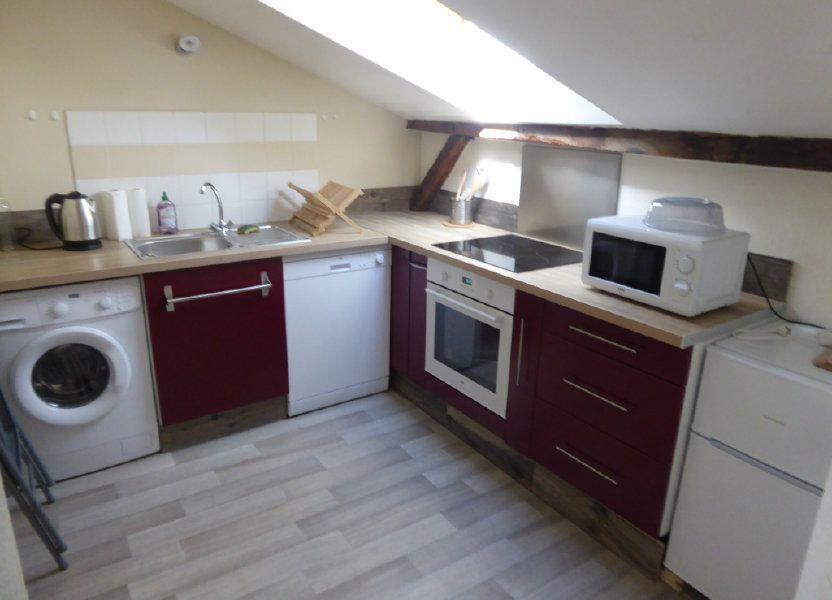 Appartement à louer 21.37m2 à Limoges
