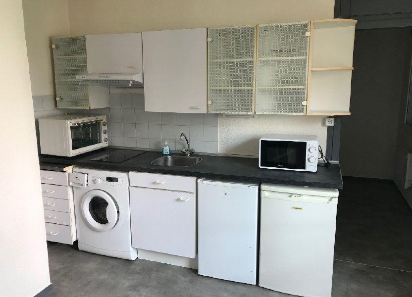 Appartement à louer 23.58m2 à Limoges