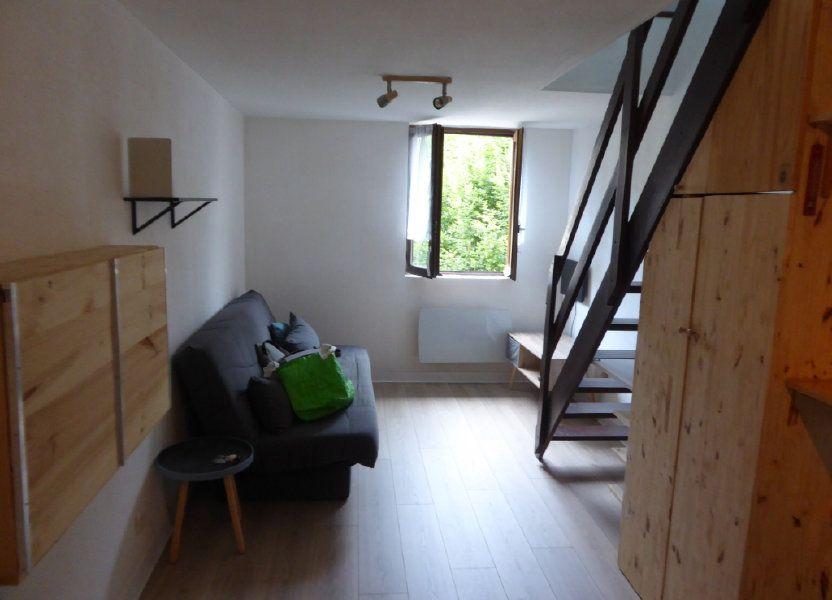 Appartement à louer 19.37m2 à Limoges