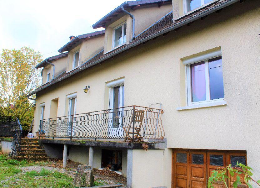Maison à vendre 205.58m2 à Château-Chervix