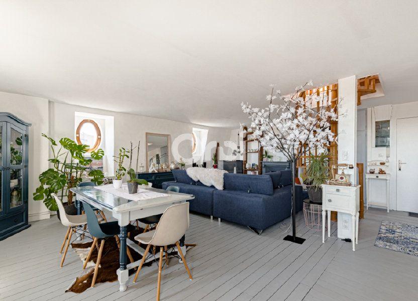 Appartement à vendre 83.74m2 à Limoges