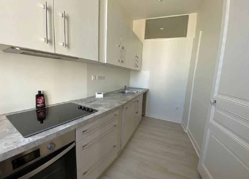 Appartement à louer 56.52m2 à Limoges