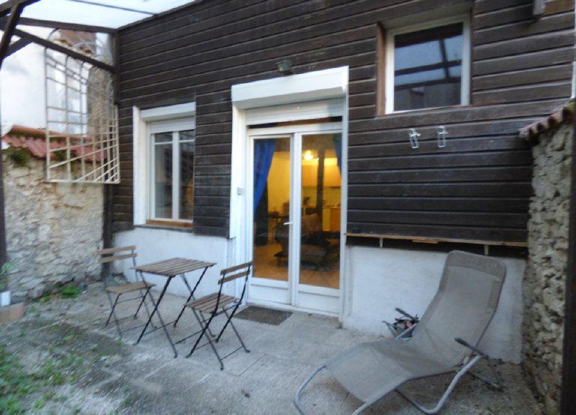 Appartement à louer 32.2m2 à Limoges