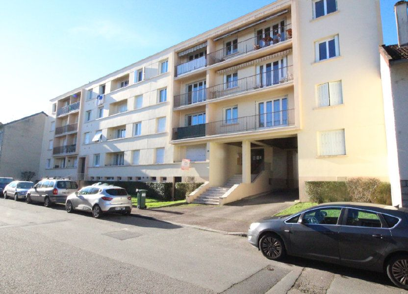 Appartement à vendre 93m2 à Limoges
