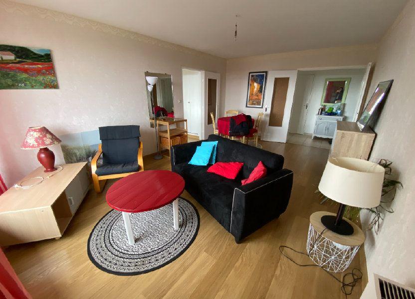 Appartement à louer 57.8m2 à Limoges