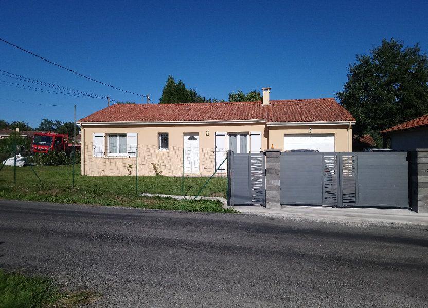 Maison à louer 87.63m2 à Saint-Just-le-Martel