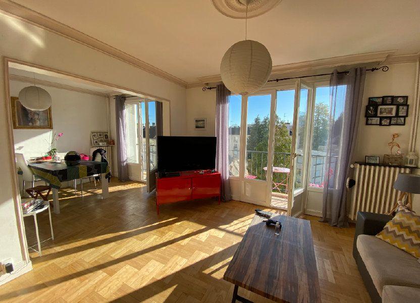Appartement à louer 69.43m2 à Limoges