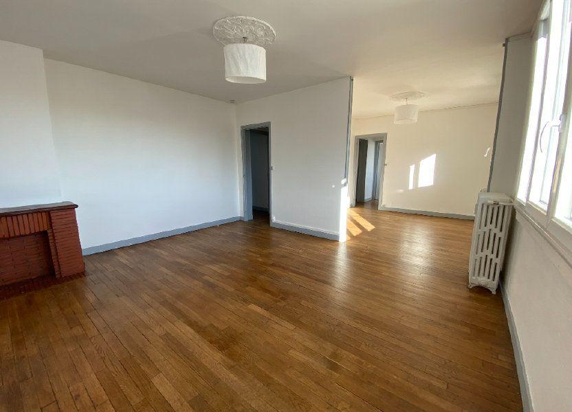 Appartement à louer 71.76m2 à Limoges