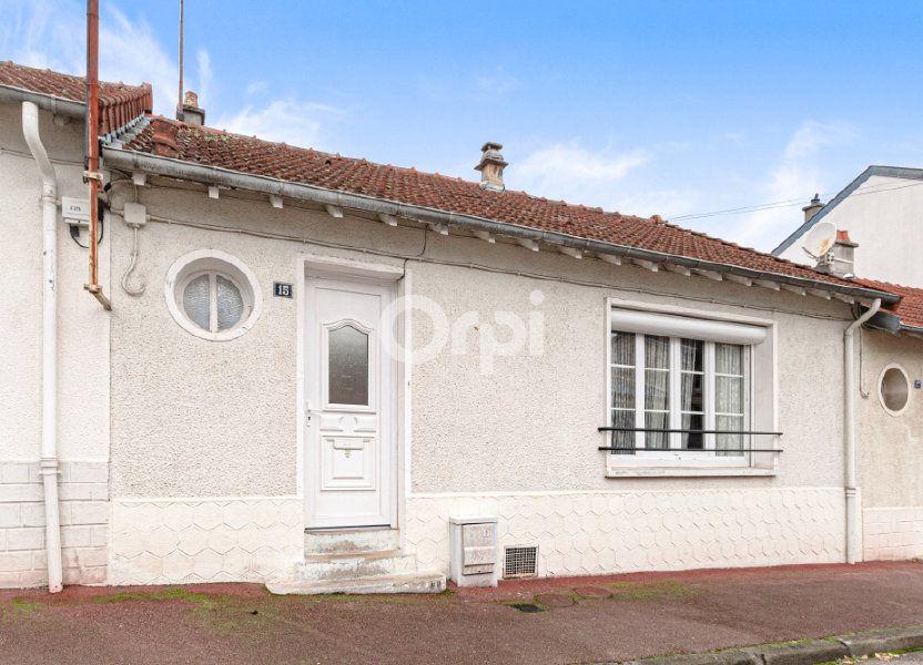 Maison à vendre 72.23m2 à Limoges