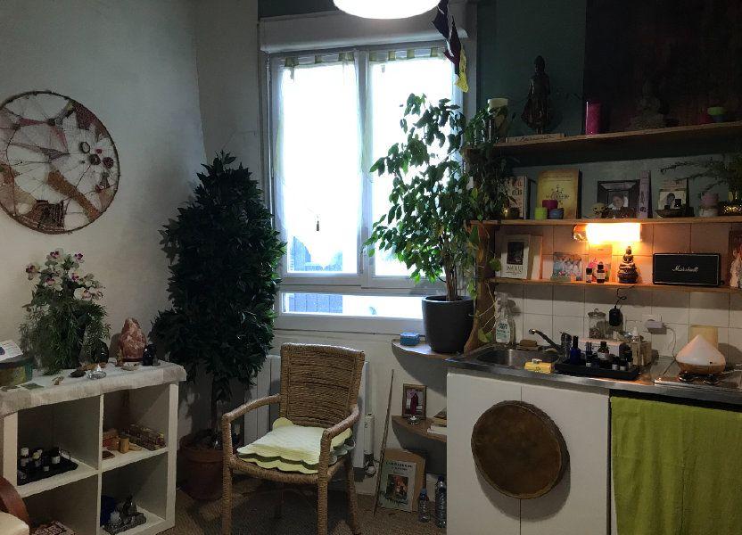 Appartement à louer 17.39m2 à Limoges