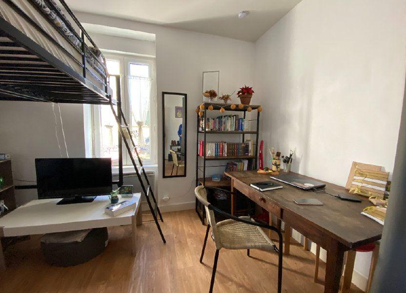 Appartement à louer 18.3m2 à Limoges
