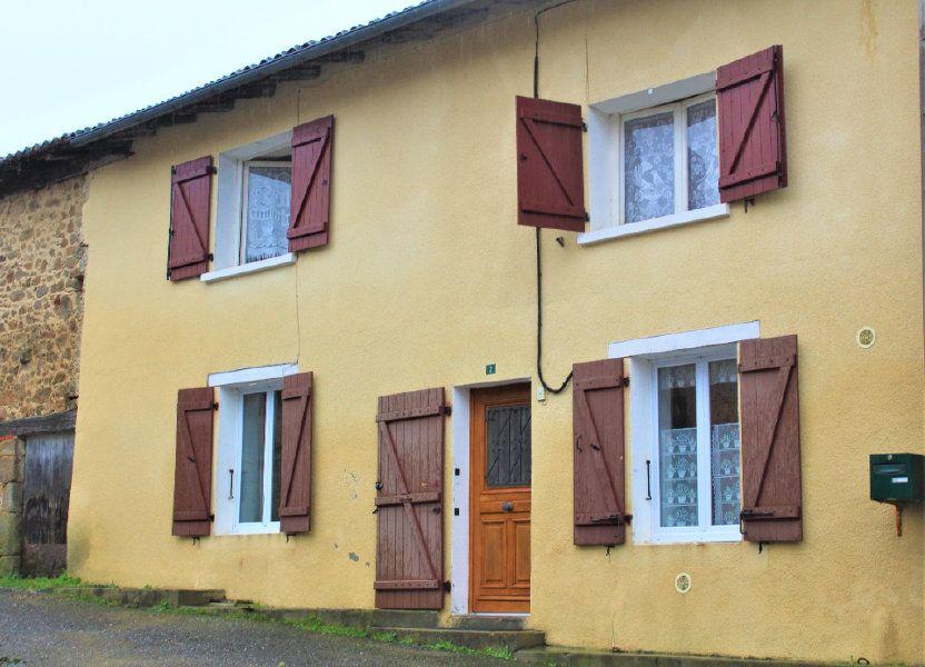 Maison à vendre 111.49m2 à Saint-Victurnien