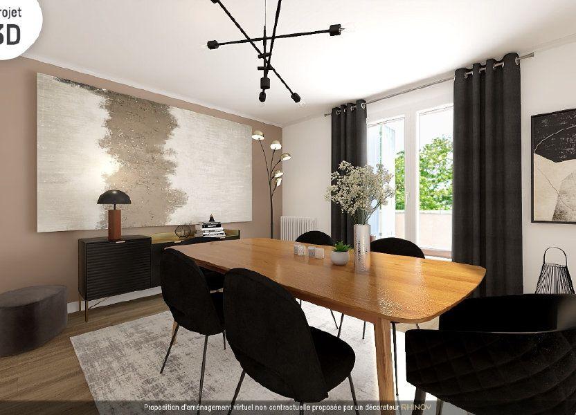 Appartement à vendre 78m2 à Limoges