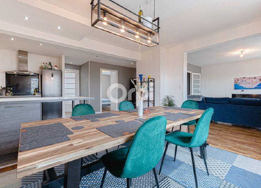 Appartement à vendre 88m2 à Limoges