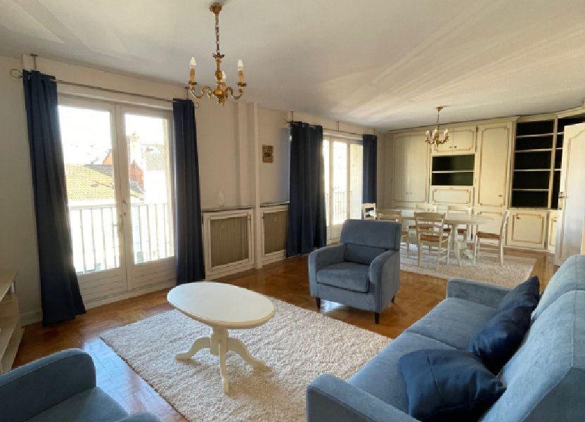 Appartement à louer 71.43m2 à Limoges