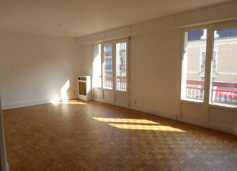Appartement à louer 84.71m2 à Limoges
