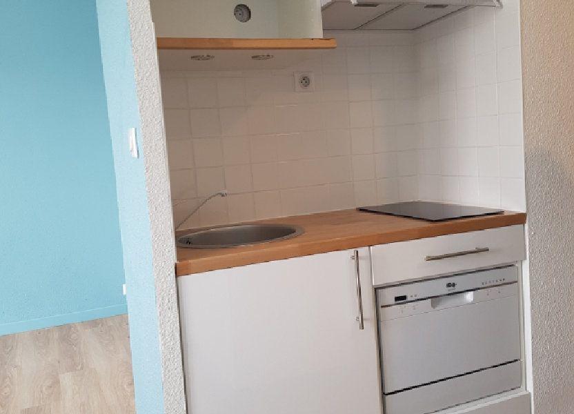 Appartement à louer 35.24m2 à Limoges