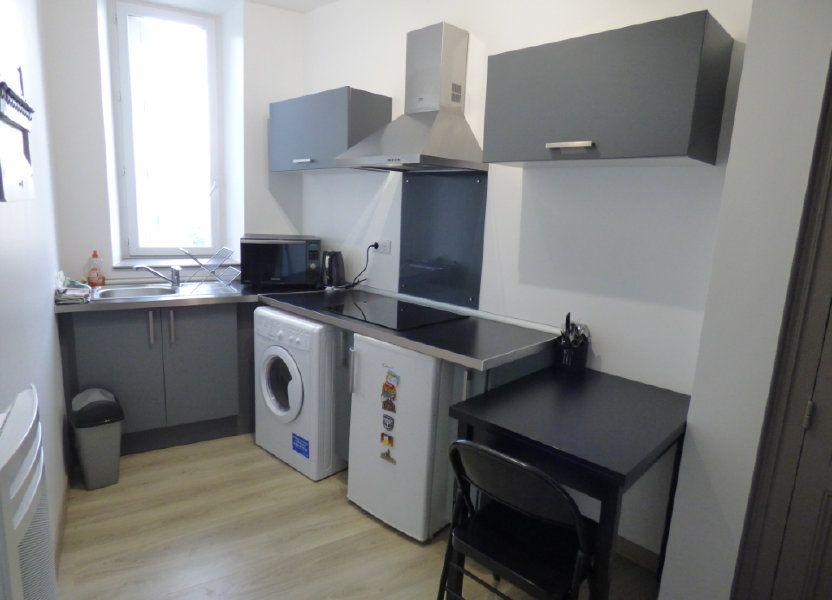 Appartement à louer 24.02m2 à Limoges