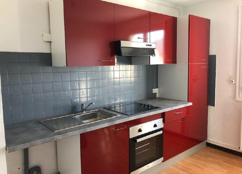 Appartement à louer 62.82m2 à Limoges
