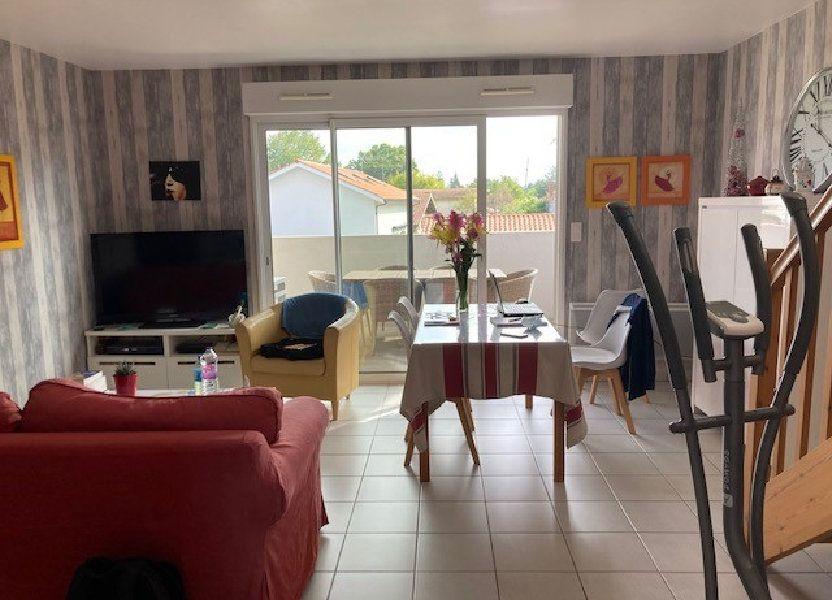 Appartement à vendre 64.3m2 à Biscarrosse