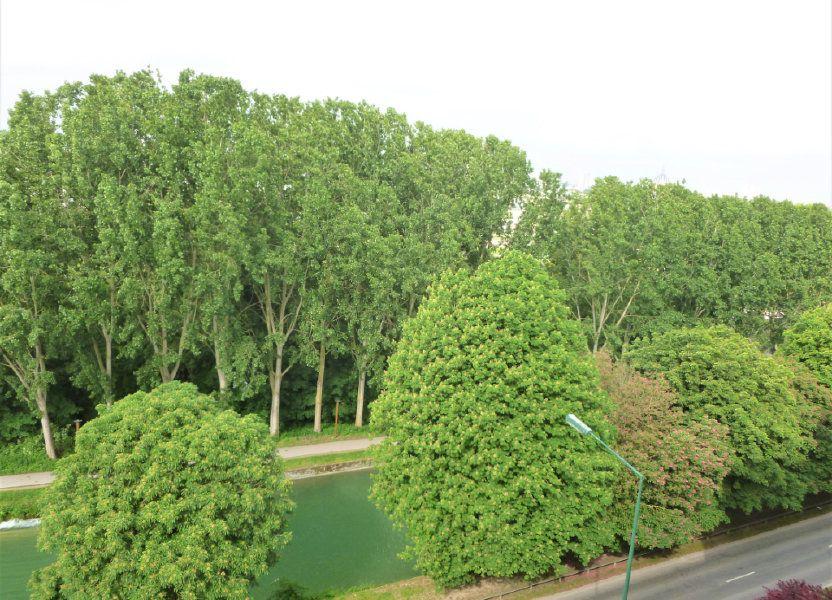 Appartement à louer 41.91m2 à Reims