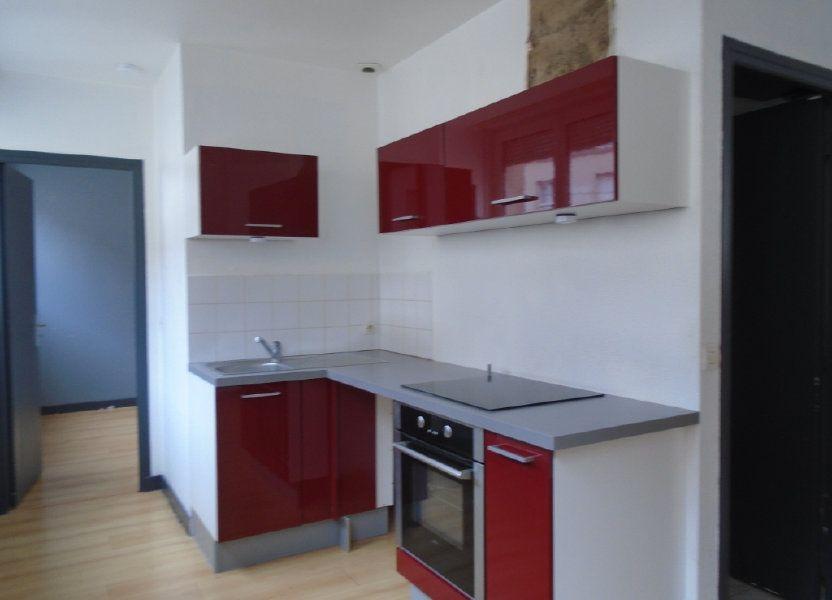 Appartement à louer 27.5m2 à Reims