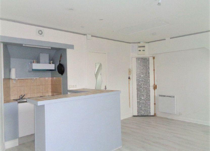Appartement à louer 24.16m2 à Reims