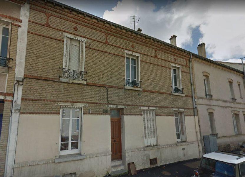 Appartement à louer 46.28m2 à Reims