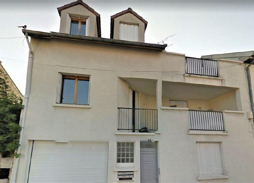 Appartement à louer 44.43m2 à Reims