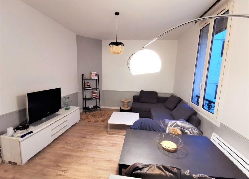 Appartement à louer 65.57m2 à Reims